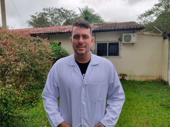 Daniel Carvalho / Consultor em dependência química
