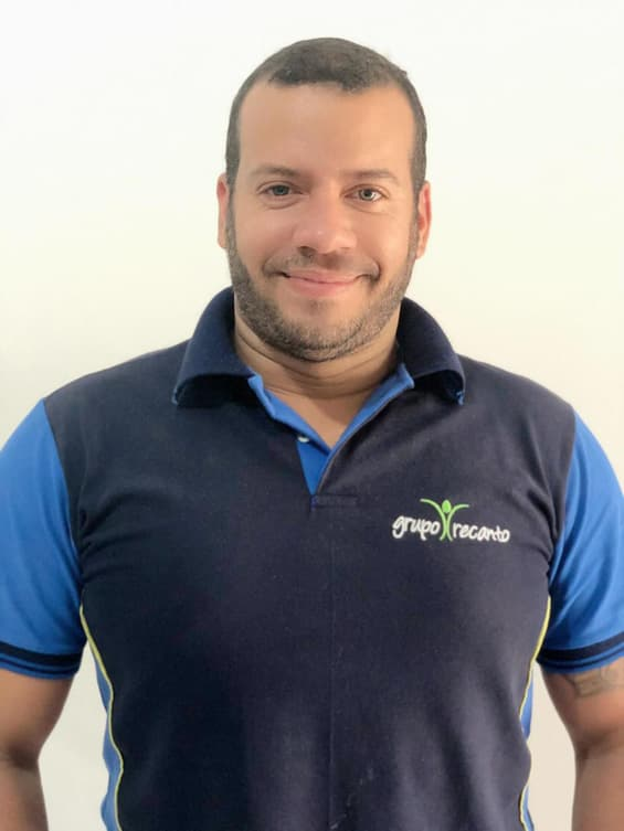 Veslei Batista / Consultor em dependência química