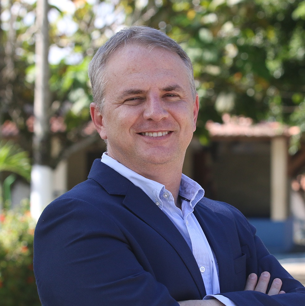Fabricio Selbmann / Diretor Presidente
