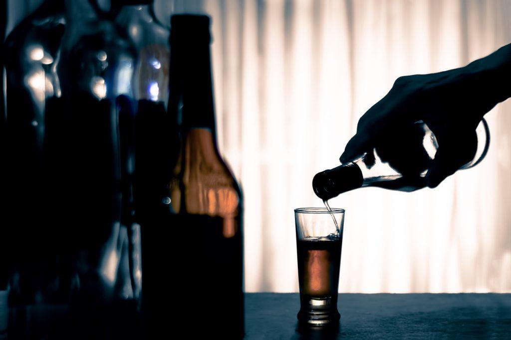 Clínica para alcoólatras
