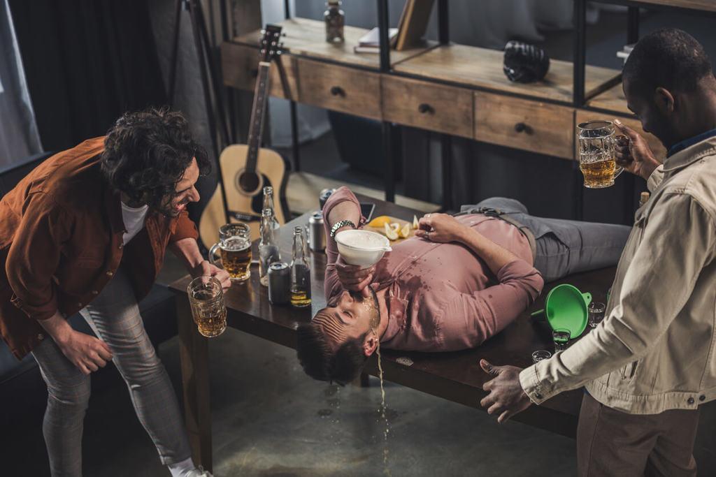 consequências do alcoolismo