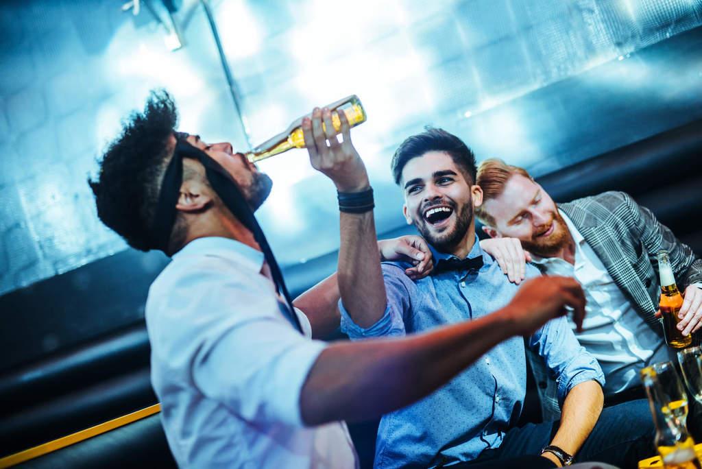 como parar de beber