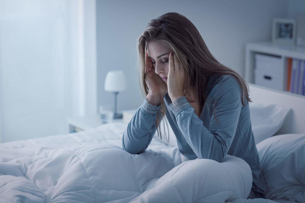 sofrendo de crise de depressão