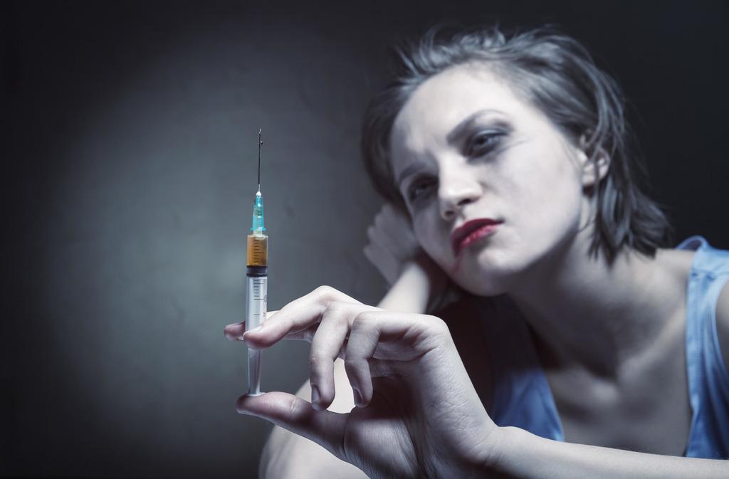 vício em drogas em pessoas